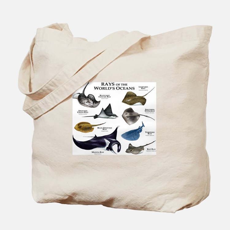 Rays of the World Tote Bag