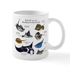 Rays of the World Small Mugs