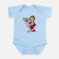 Hot Bartender Infant Bodysuit