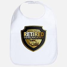 Born In 1946 Retirees ~ Bib
