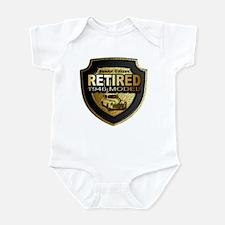Born In 1946 Retirees ~ Infant Bodysuit