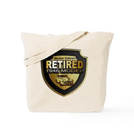 Born In 1946 Retirees ~ Tote Bag