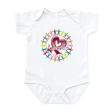 Myeloma Unite Awareness Infant Bodysuit