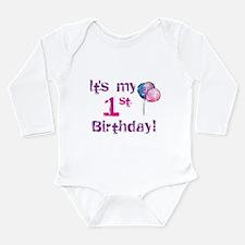 1GIts-My-Birthday! Body Suit