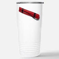 Braided Wicks Dynamite Travel Mug