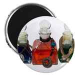 Colorful Potion Bottles with Magnet