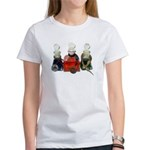Colorful Potion Bottles with Women's T-Shirt