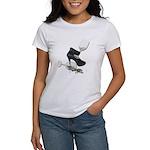 High Heel Wine Glass Stars Women's T-Shirt