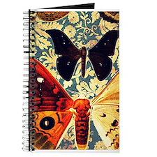 butterfly art Journal