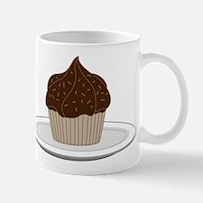 Cupcake w/Chocolate Frosting 2 Mug