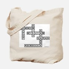 DAY SCRABBLE-STYLE Tote Bag
