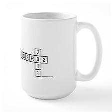 TICKNER SCRABBLE-STYLE Mug