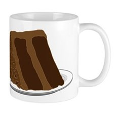 Chocolate Cake 2 Mug