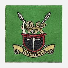 Republic of Rhodesia Tile Coaster