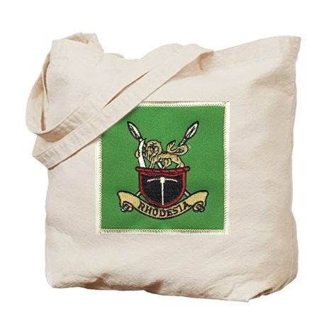Republic of Rhodesia Tote Bag
