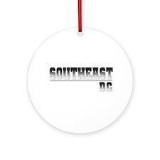 SouthEast D.C. Ornament (Round)