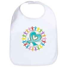 Ovarian Cancer Unite Bib