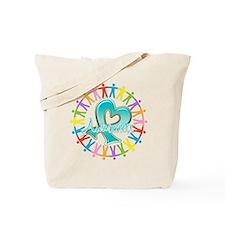 Ovarian Cancer Unite Tote Bag