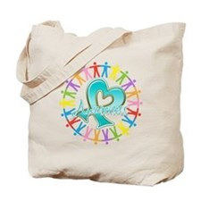 Ovarian Cancer Unite Tote Bag