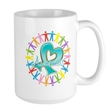 Ovarian Cancer Unite Mug