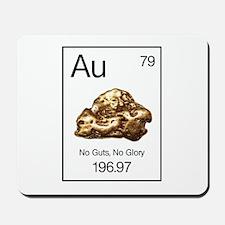 Gold Rush Au-NgNg Mousepad