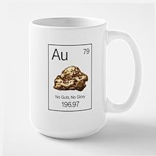 Gold Rush Au-NgNg Large Mug