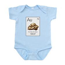 Gold Rush Au-NgNg Infant Bodysuit