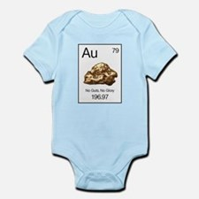 Gold Rush Au-NgNg Infant Bodysuit