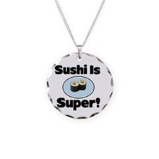 Sushi is Super! Necklace