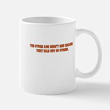 Stone Age Mug