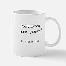 Footnotes Great Mug
