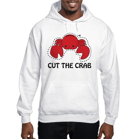 Witty Saying Hooded Sweatshirt