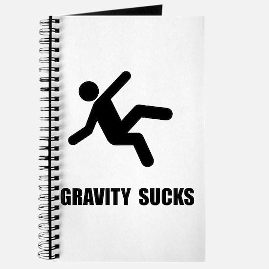 Gravity Sucks Journal