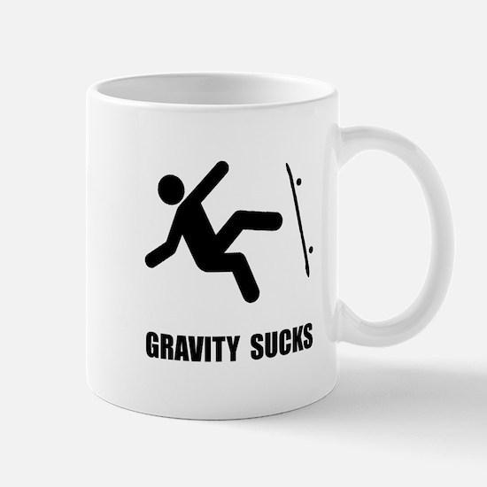 Skateboard Gravity Mug