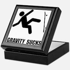 Skateboard Gravity Keepsake Box