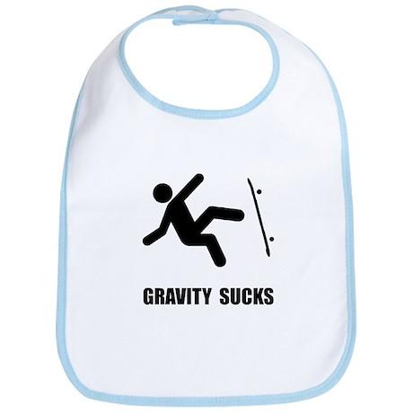 Skateboard Gravity Bib