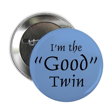Good Twin Button