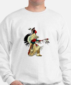 Native American Warrior #5 Sweatshirt