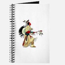 Native American Warrior #5 Journal