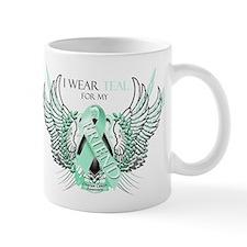 I Wear Teal for my Friend Mug