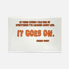 It Goes On Rectangle Magnet (10 pack)