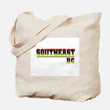 South East (red, blk, gry & y Tote Bag