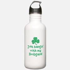Hangin with my Hooligans - Water Bottle