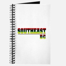 South East (red, blk, gry & y Journal