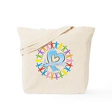 Prostate Cancer Unite Tote Bag