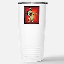 Native American Warrior #6 Travel Mug
