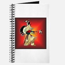 Native American Warrior #6 Journal