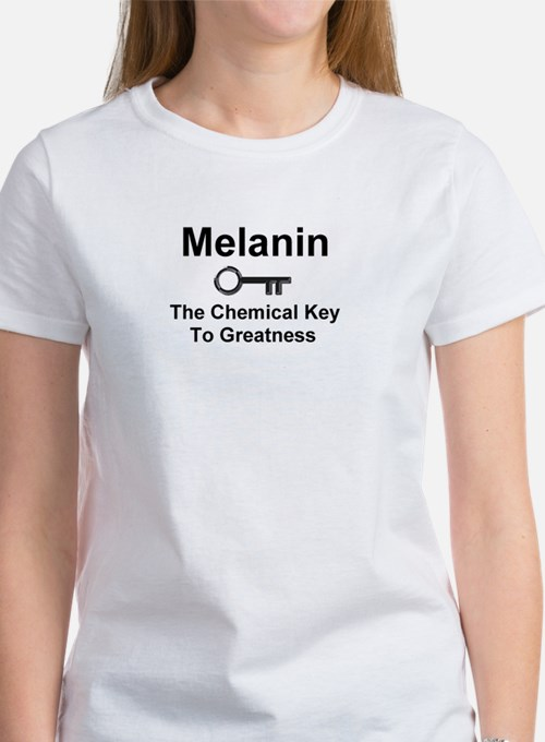 Melanin the Chemical Key to Greatness