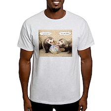 Lets Get Mikey! Ferret T-Shirt
