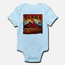 SKI KILAUEA Infant Bodysuit